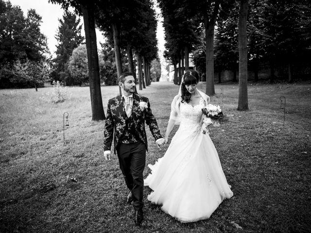 Il matrimonio di Giorgio e Barbara a Sedriano, Milano 62