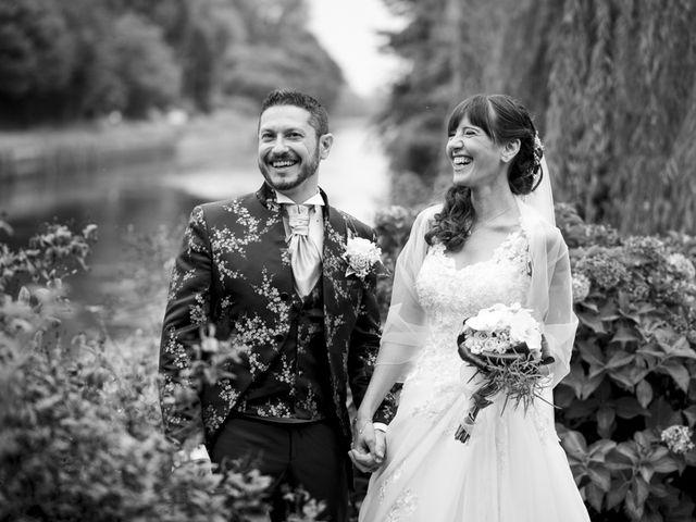 Il matrimonio di Giorgio e Barbara a Sedriano, Milano 63