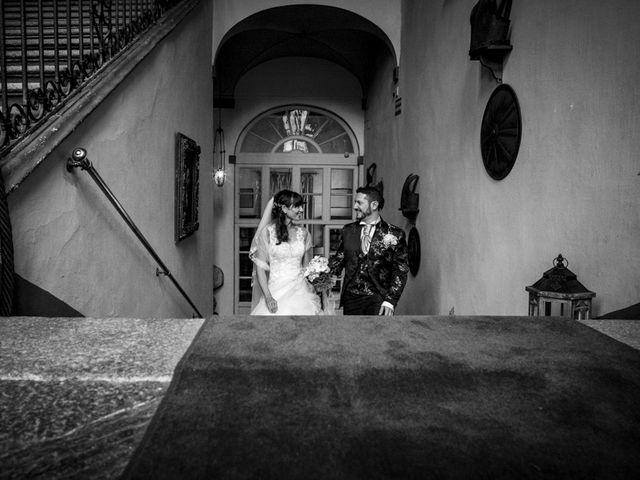 Il matrimonio di Giorgio e Barbara a Sedriano, Milano 70