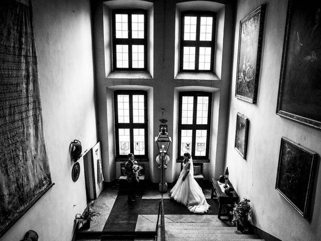 Il matrimonio di Giorgio e Barbara a Sedriano, Milano 71