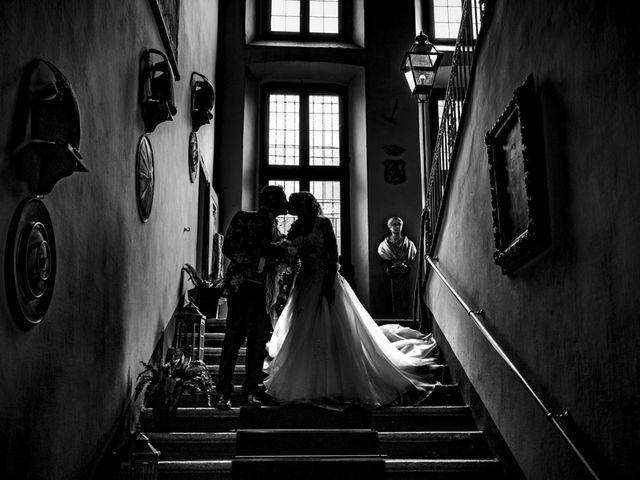 Il matrimonio di Giorgio e Barbara a Sedriano, Milano 72