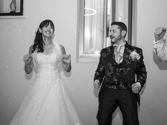 Il matrimonio di Giorgio e Barbara a Sedriano, Milano 85