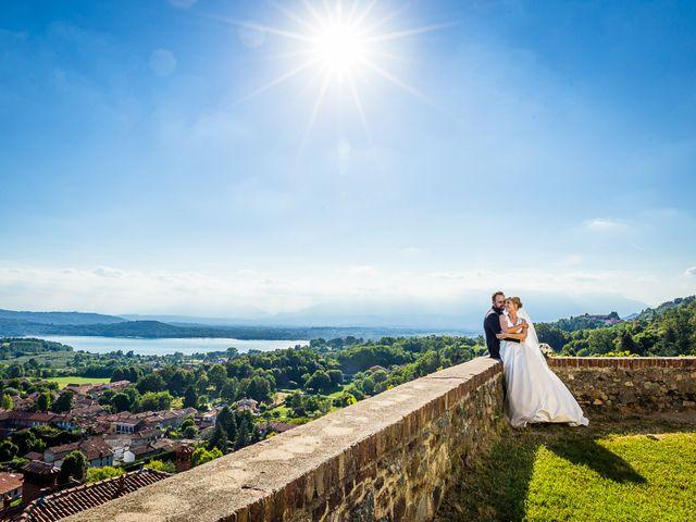 Il matrimonio di Morgane e Michael a Biella, Biella 7