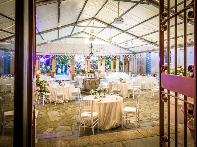 Il matrimonio di Morgane e Michael a Biella, Biella 8