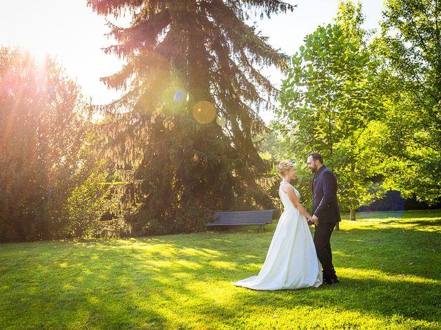 Il matrimonio di Morgane e Michael a Biella, Biella 9