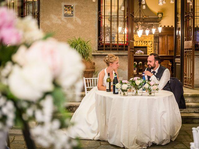 Il matrimonio di Morgane e Michael a Biella, Biella 13