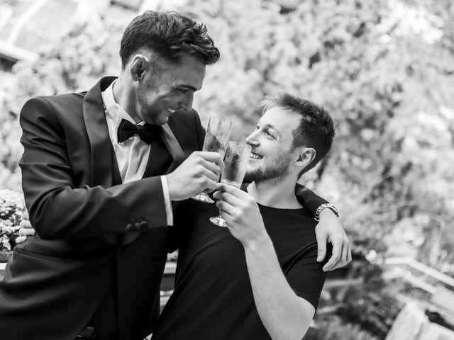 Il matrimonio di Dario e Federica a Lierna, Lecco 6