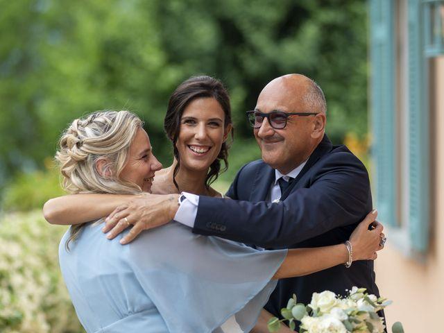 Il matrimonio di Dario e Federica a Lierna, Lecco 13