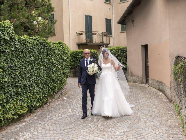 Il matrimonio di Dario e Federica a Lierna, Lecco 18