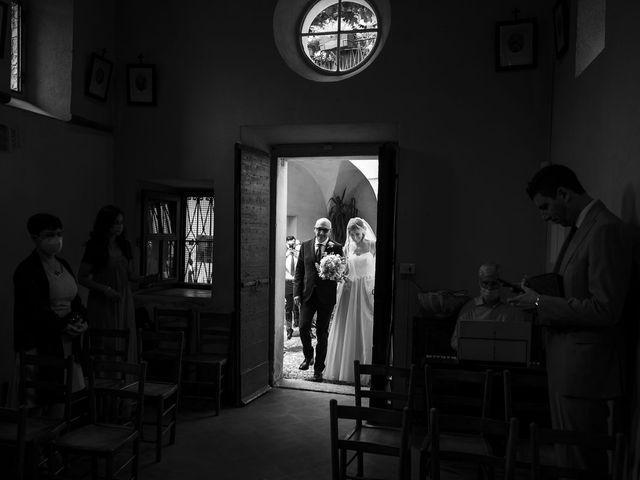 Il matrimonio di Dario e Federica a Lierna, Lecco 19