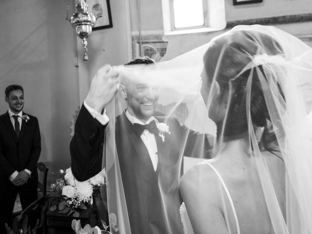 Il matrimonio di Dario e Federica a Lierna, Lecco 20