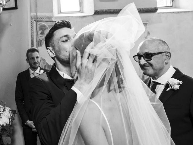 Il matrimonio di Dario e Federica a Lierna, Lecco 21