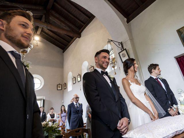 Il matrimonio di Dario e Federica a Lierna, Lecco 22