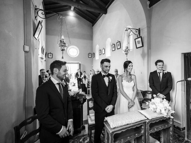 Il matrimonio di Dario e Federica a Lierna, Lecco 25