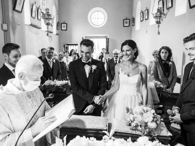 Il matrimonio di Dario e Federica a Lierna, Lecco 26