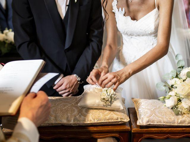 Il matrimonio di Dario e Federica a Lierna, Lecco 27
