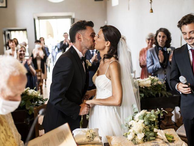 Il matrimonio di Dario e Federica a Lierna, Lecco 28