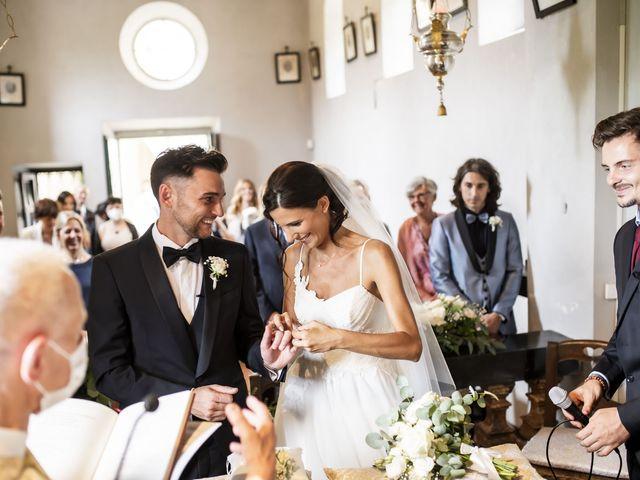 Il matrimonio di Dario e Federica a Lierna, Lecco 29