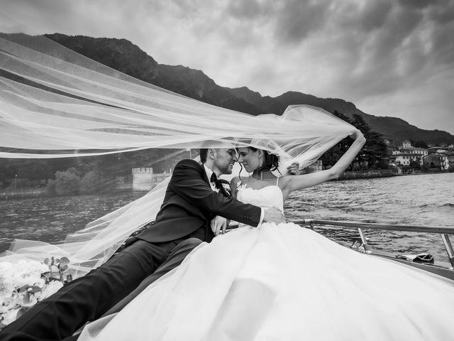 Il matrimonio di Dario e Federica a Lierna, Lecco 44