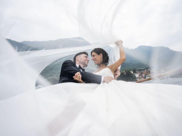 Il matrimonio di Dario e Federica a Lierna, Lecco 45