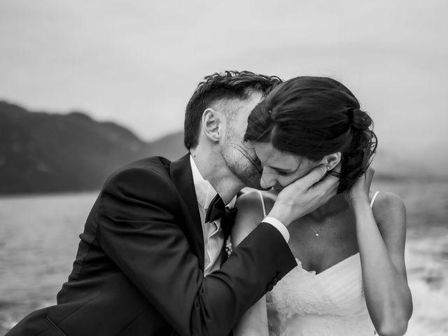 Il matrimonio di Dario e Federica a Lierna, Lecco 47