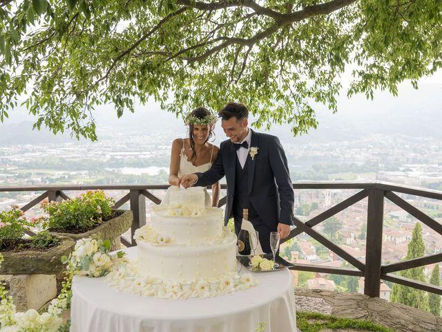 Il matrimonio di Dario e Federica a Lierna, Lecco 61