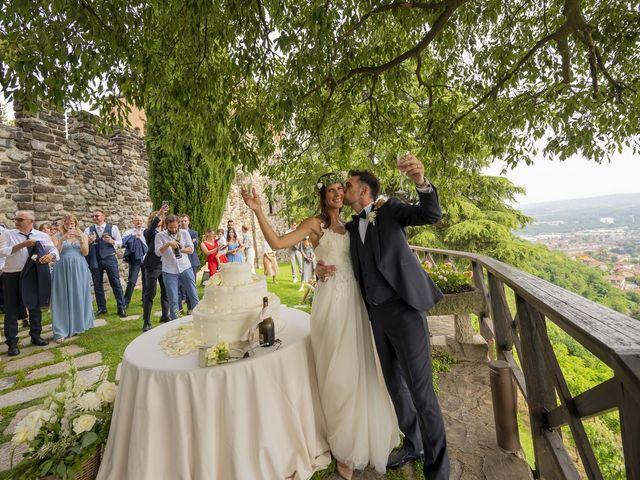 Il matrimonio di Dario e Federica a Lierna, Lecco 62