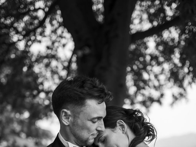 Il matrimonio di Dario e Federica a Lierna, Lecco 66