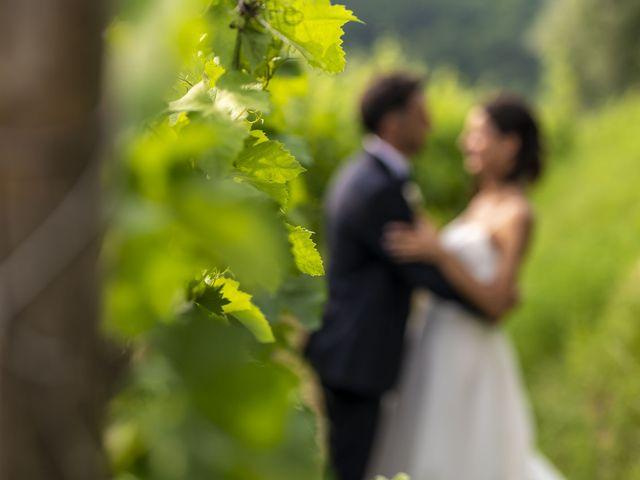 Il matrimonio di Dario e Federica a Lierna, Lecco 70