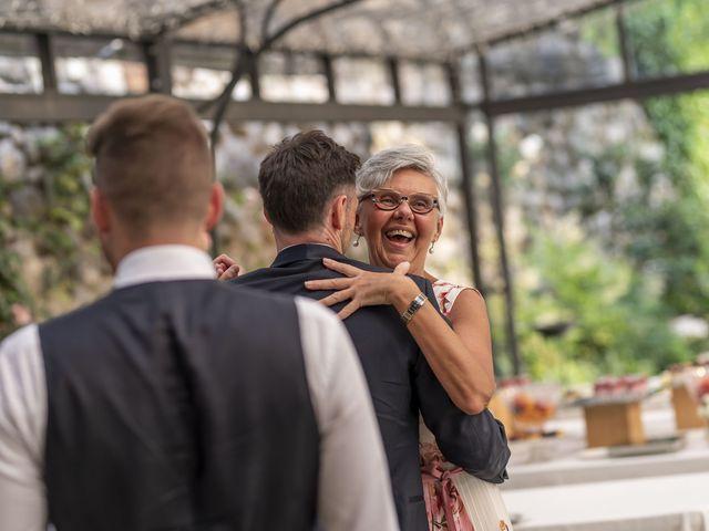 Il matrimonio di Dario e Federica a Lierna, Lecco 76