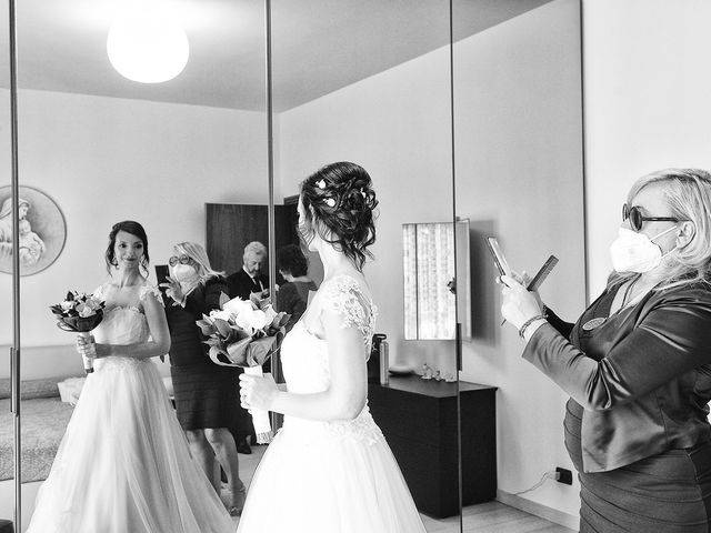 Il matrimonio di Sabrina e Franceso a Recanati, Macerata 2