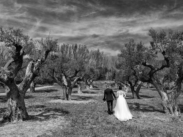 Il matrimonio di Sabrina e Franceso a Recanati, Macerata 11