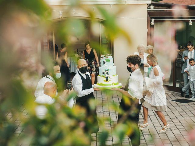 Il matrimonio di Sabrina e Franceso a Recanati, Macerata 19