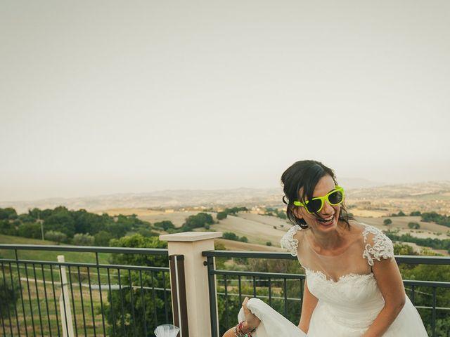Il matrimonio di Sabrina e Franceso a Recanati, Macerata 21