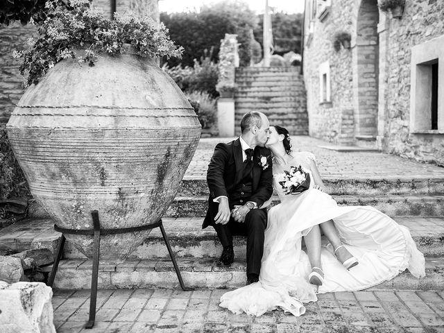 Il matrimonio di Sabrina e Franceso a Recanati, Macerata 22