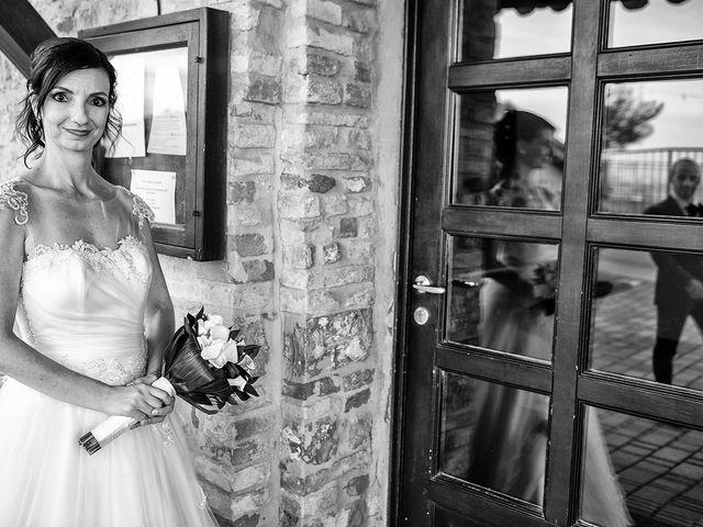 Il matrimonio di Sabrina e Franceso a Recanati, Macerata 23