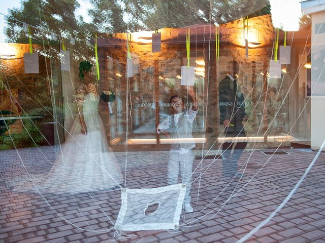 Il matrimonio di Sabrina e Franceso a Recanati, Macerata 24