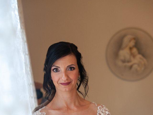Il matrimonio di Sabrina e Franceso a Recanati, Macerata 32