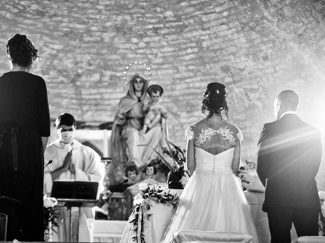 Il matrimonio di Sabrina e Franceso a Recanati, Macerata 33