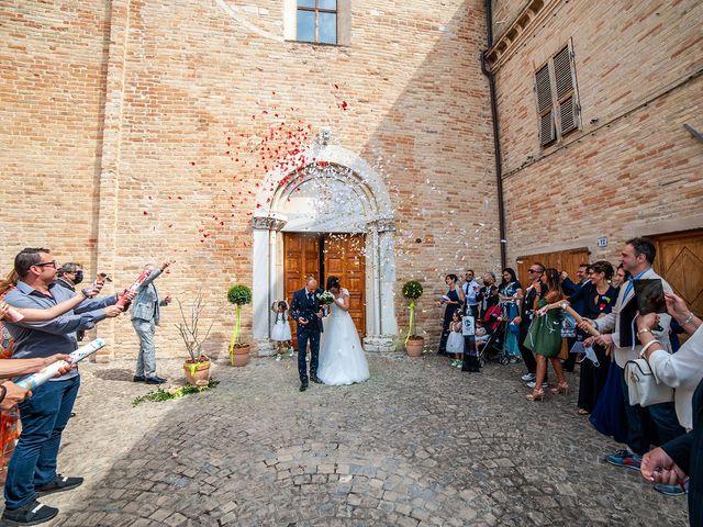 Il matrimonio di Sabrina e Franceso a Recanati, Macerata 34
