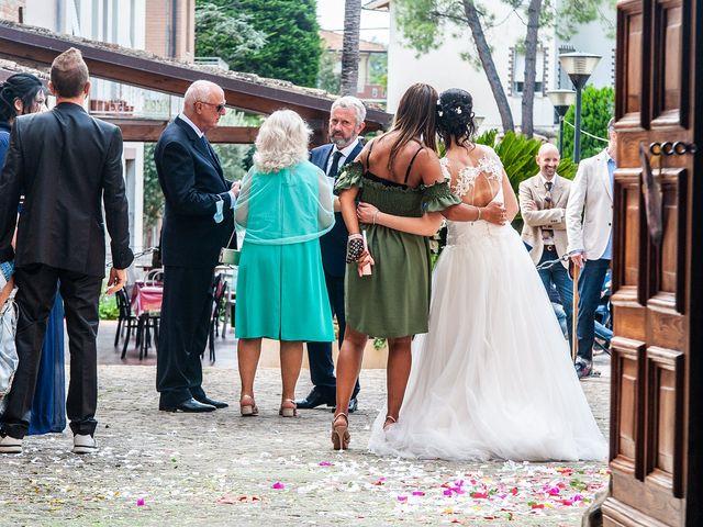 Il matrimonio di Sabrina e Franceso a Recanati, Macerata 35