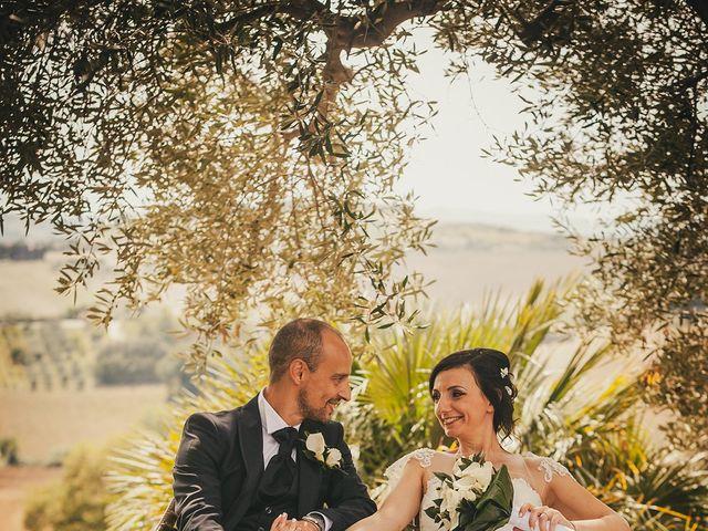 Il matrimonio di Sabrina e Franceso a Recanati, Macerata 36