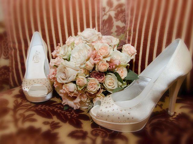 Il matrimonio di Massimiliano e Antonella a Concorezzo, Monza e Brianza 12