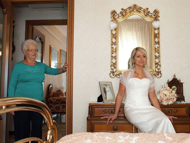 Il matrimonio di Massimiliano e Antonella a Concorezzo, Monza e Brianza 23