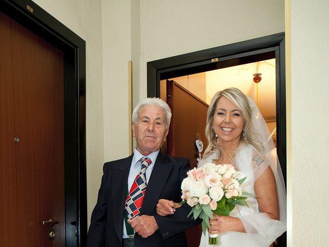 Il matrimonio di Massimiliano e Antonella a Concorezzo, Monza e Brianza 27