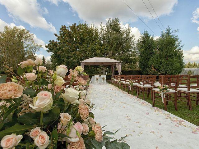 Il matrimonio di Massimiliano e Antonella a Concorezzo, Monza e Brianza 34