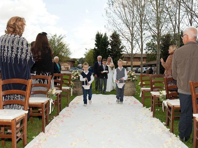 Il matrimonio di Massimiliano e Antonella a Concorezzo, Monza e Brianza 40