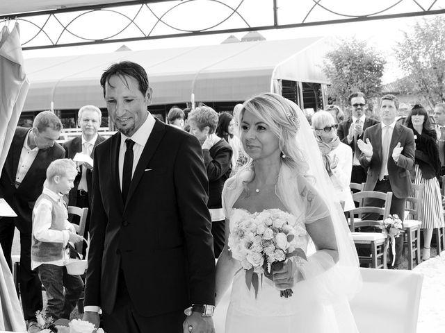 Il matrimonio di Massimiliano e Antonella a Concorezzo, Monza e Brianza 43