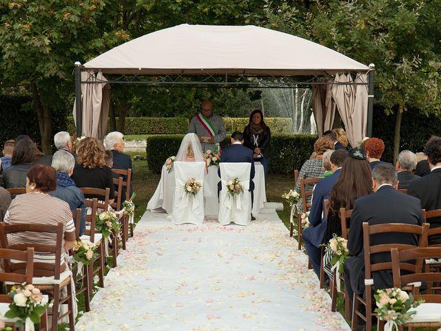 Il matrimonio di Massimiliano e Antonella a Concorezzo, Monza e Brianza 44