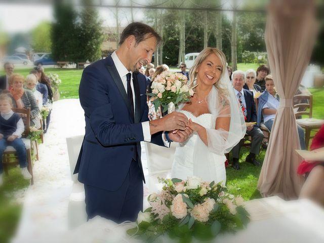 Il matrimonio di Massimiliano e Antonella a Concorezzo, Monza e Brianza 48